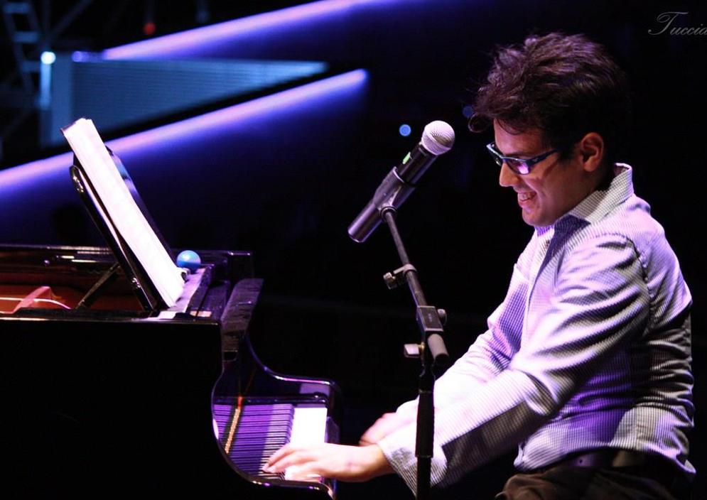 Mariano Speranza, milonga, piano