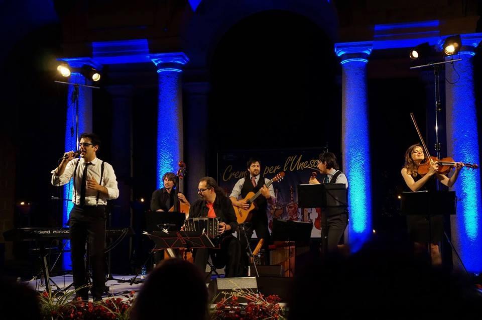 Mariano Speranza, tango spleen